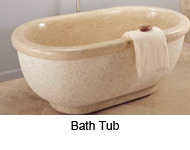 Granite Bath Tubs