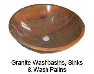 Granite Washbasins, Sinks